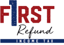 First Refund Columbus Ohio Tax Service | Form 1040 | Federal Income Tax Returns